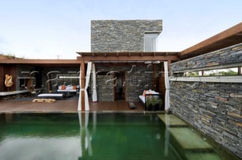 Beach House PSICOMAGIA beach-style-pool