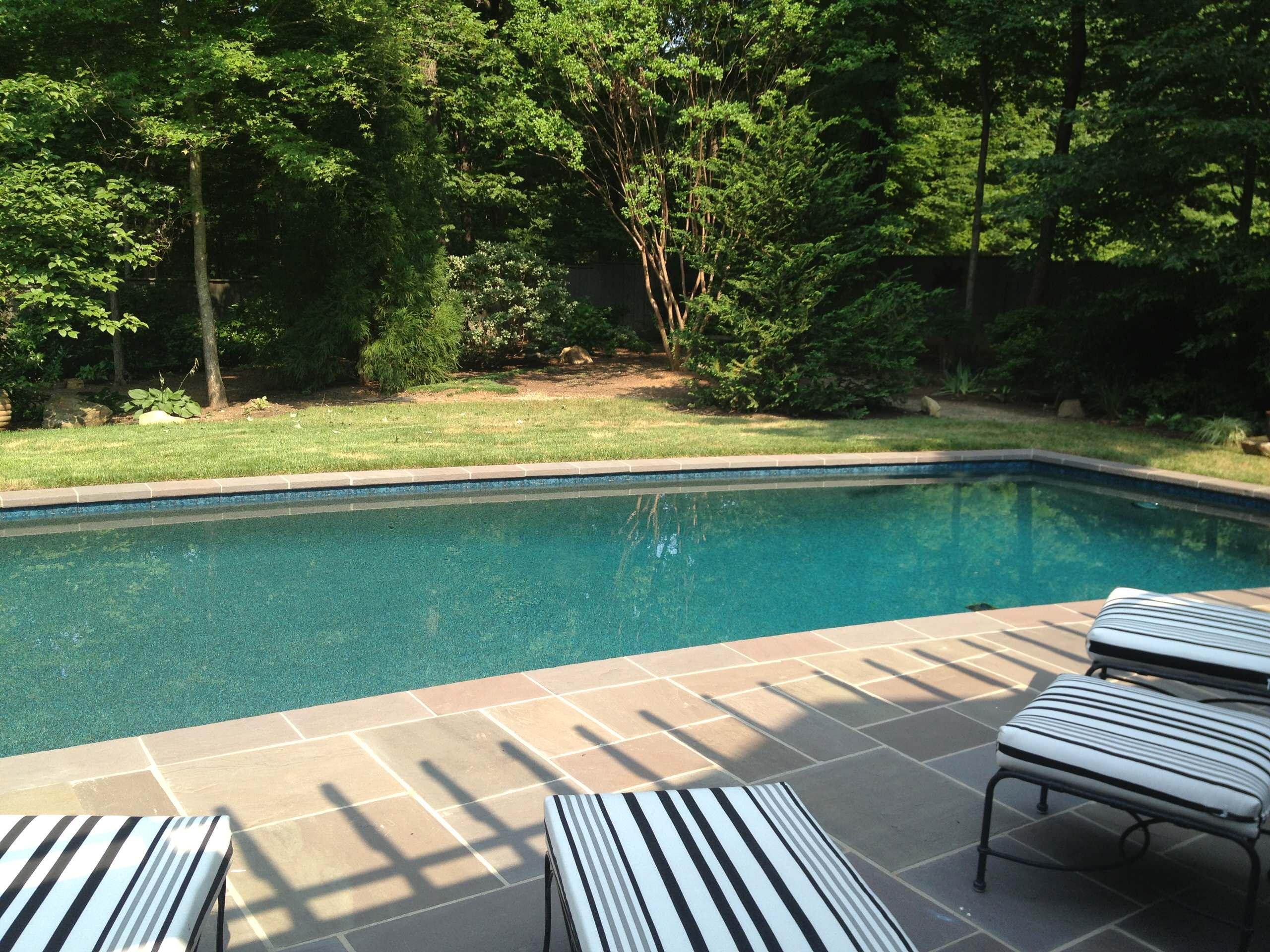 Beautiful Pool Renovation
