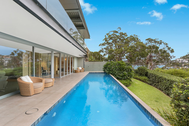 Beauty point residence mosman nsw 2088 contemporary for Beauty residence
