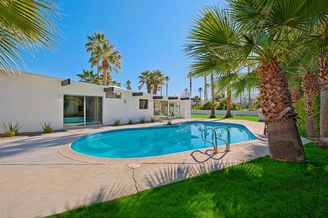 Bedford Drive mediterranean-pool