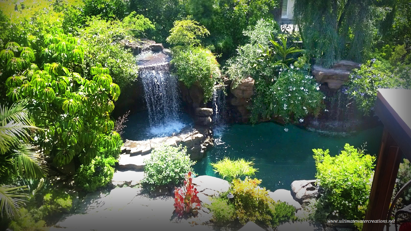 Before & After - Naturalistic Pool & Spa in Valley Village, CA