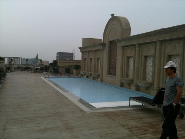 Before & Afters mediterranean-pool