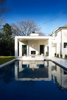 Beresford Modern By Greg Perry Design Pool Charlotte By Greg Perry Design