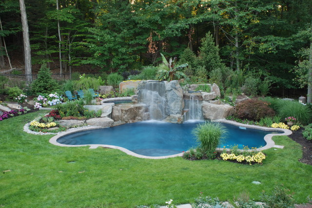 Houzz in ground pool joy studio design gallery best design for Pool design houzz