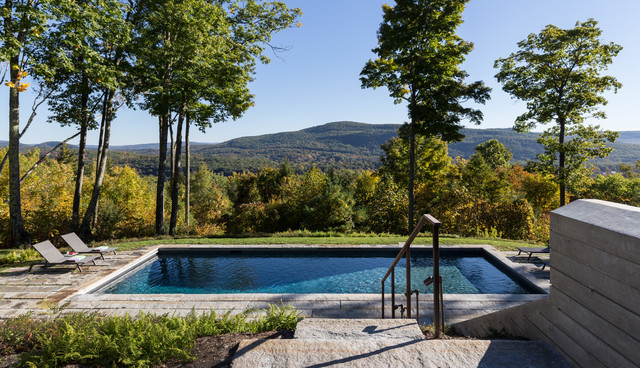 100 Sparkling Pools With Postcard Views