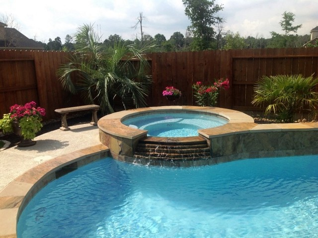 Best Pools For Backyard : Best Backyard Pools traditionalpool