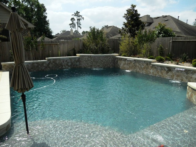 Best Backyard Pools traditional-pool