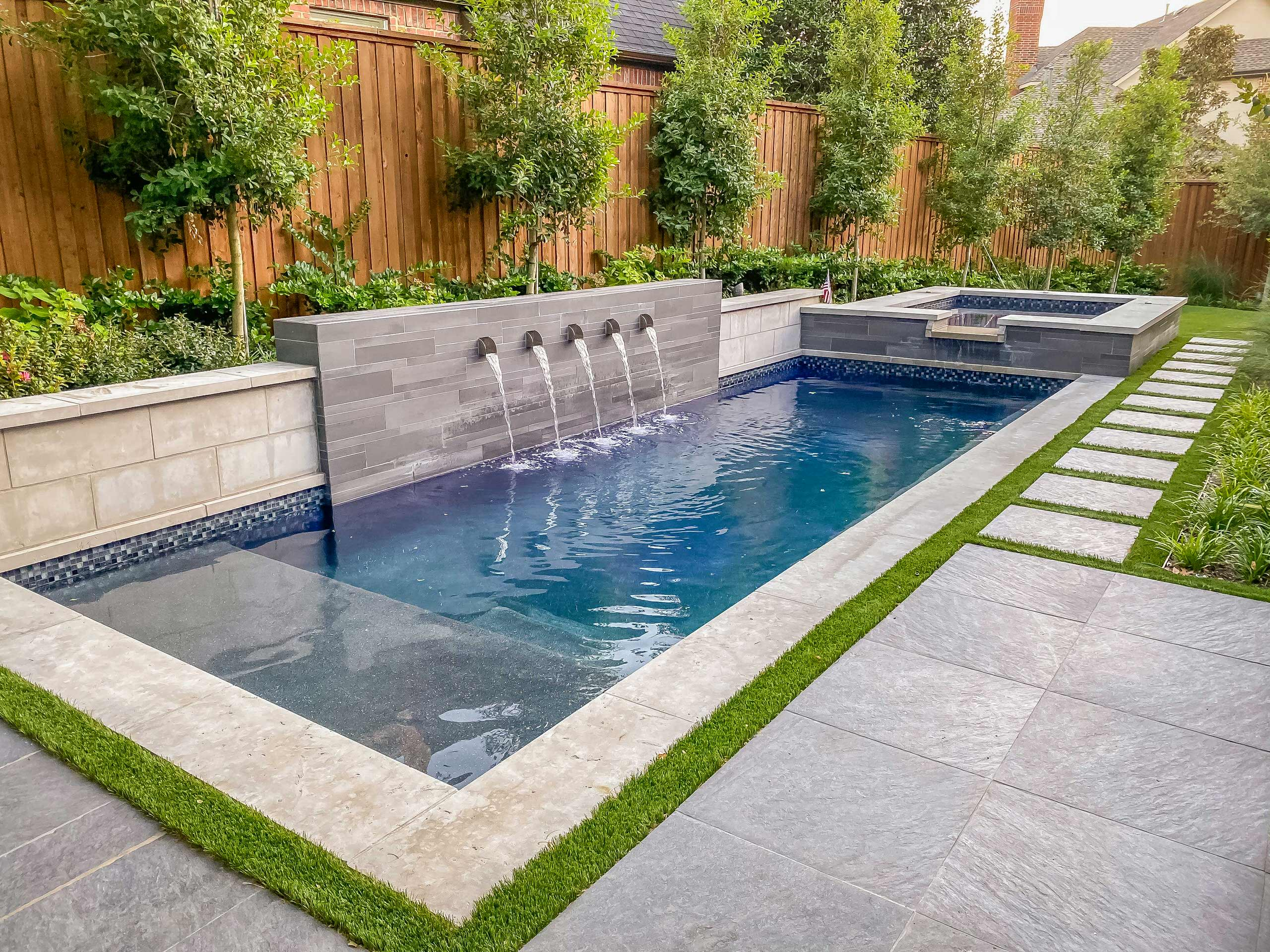 75 Beautiful Modern Pool Pictures Ideas April 2021 Houzz