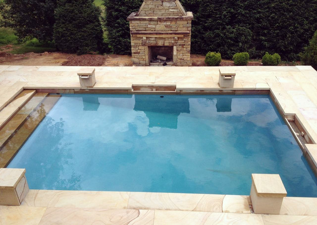 Bionova Natural Swimming Pool Lenoir Nc Pool Other Metro By Bionova Natural Pools
