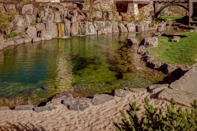 Bionova Natural Swimming Pool Provo Ut Pool Other Metro By Bionova Natural Pools