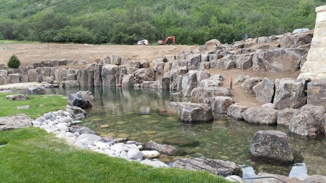 Bionova Natural Swimming Pool Provo Ut Pool Salt Lake City By Bionova Natural Pools