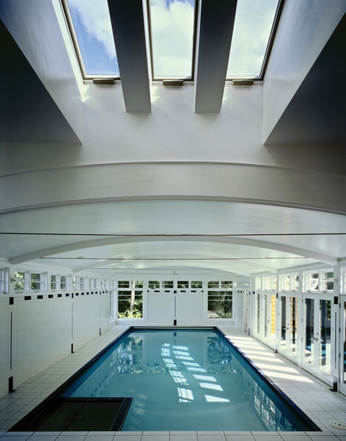 Boston Architects: Eck | MacNeely Architects inc. modern-pool