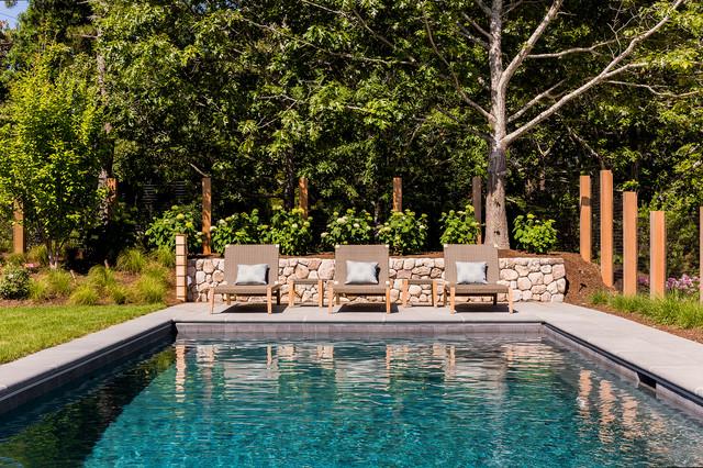 Breakwater pool beach style pool boston by lda - Public swimming pools in rehoboth beach ...