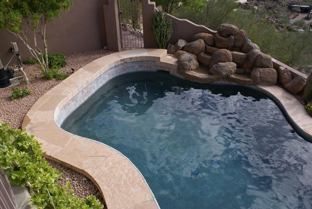 Build Your Own Pool traditional-pool