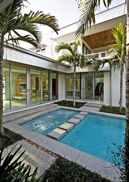 Balfoort Architecture, Inc. modern-pool