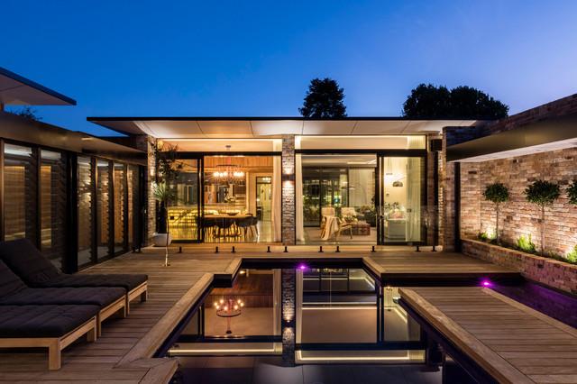 Bundaroo contemporary-pool