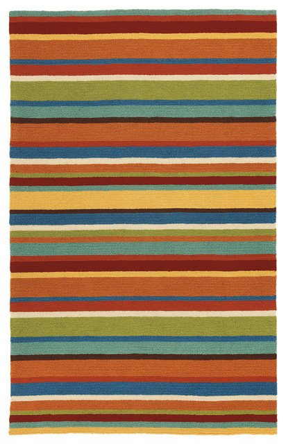 Cabana Stripe outdoor-rugs