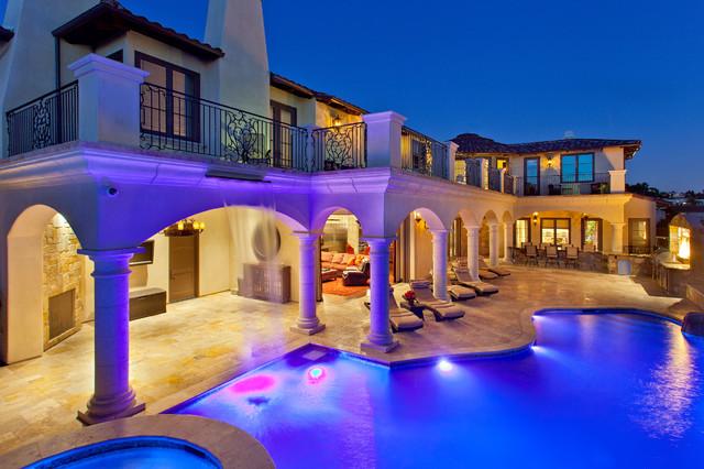 California Dreaming mediterranean-pool