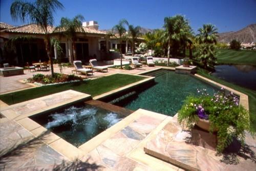 California Pools mediterranean-pool