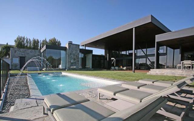 California Pools contemporary-pool