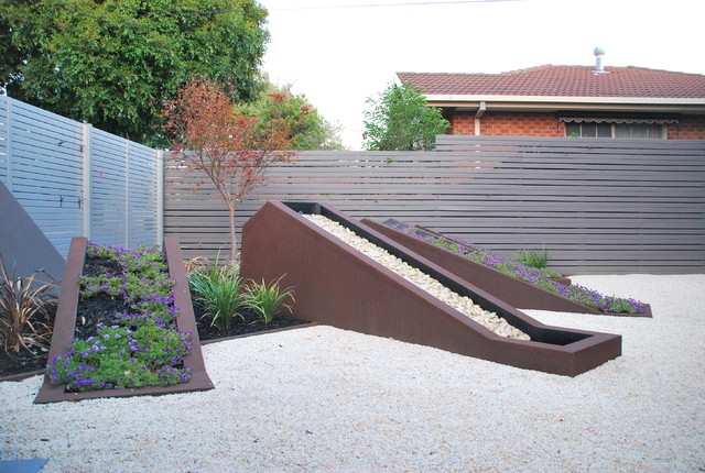 Caulfield Project contemporary-pool