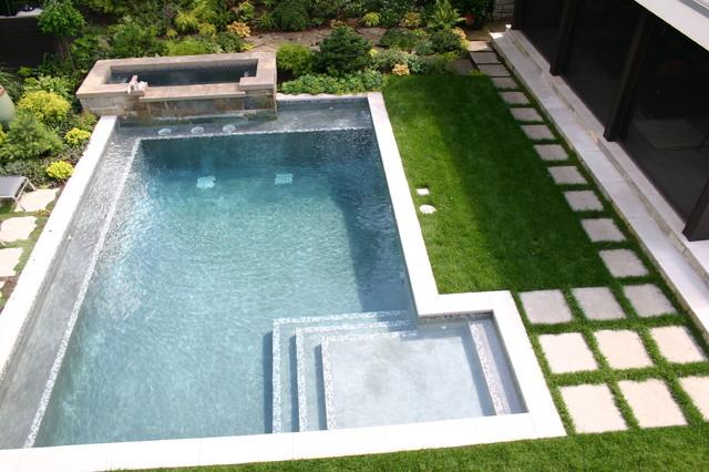Cedar-Isles contemporary-pool