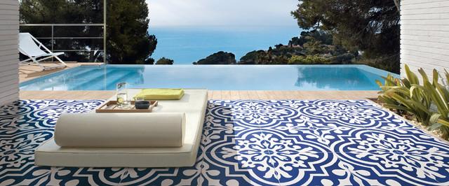 Cedir Mediterraneo Tiles mediterranean-pool