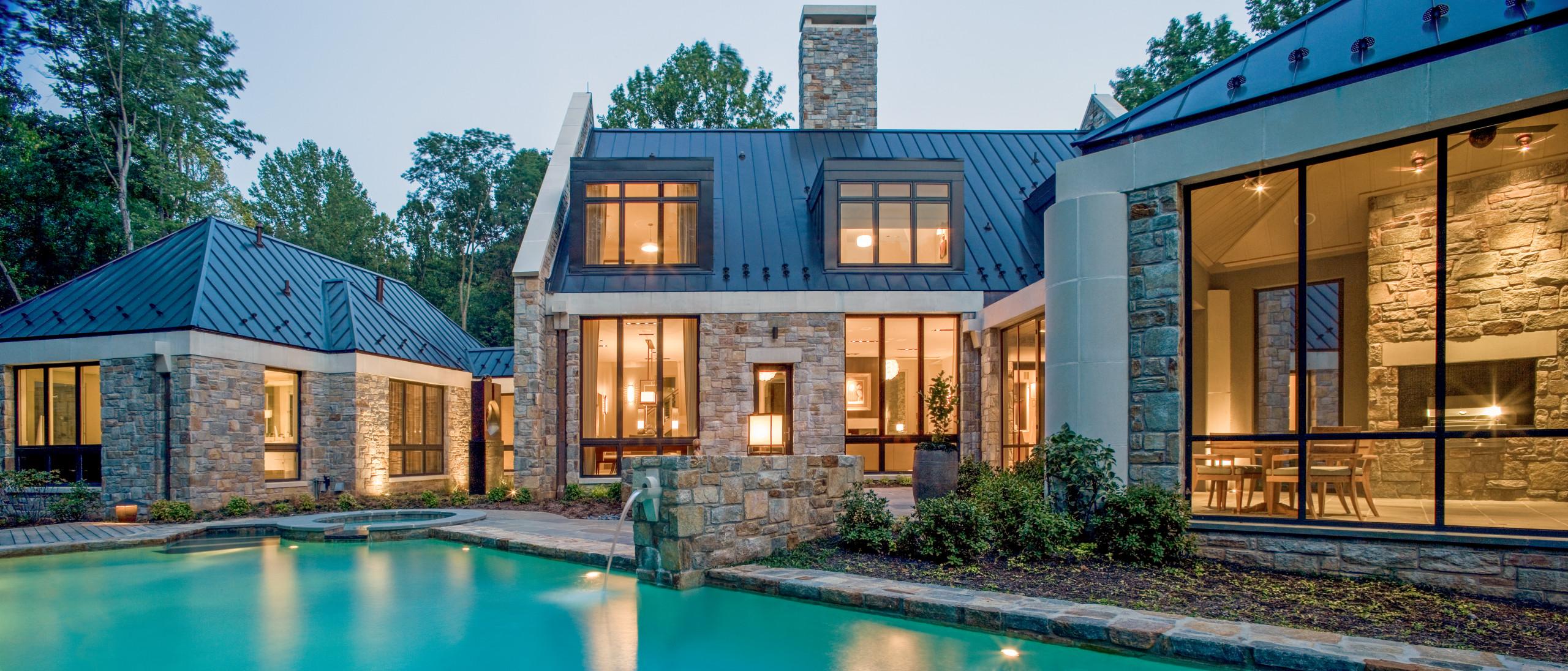Certified Luxury Builders - J Paul Builders - Baltimore, MD - Custom Home A