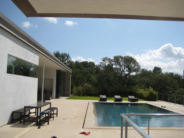 CH portfolio modern-pool
