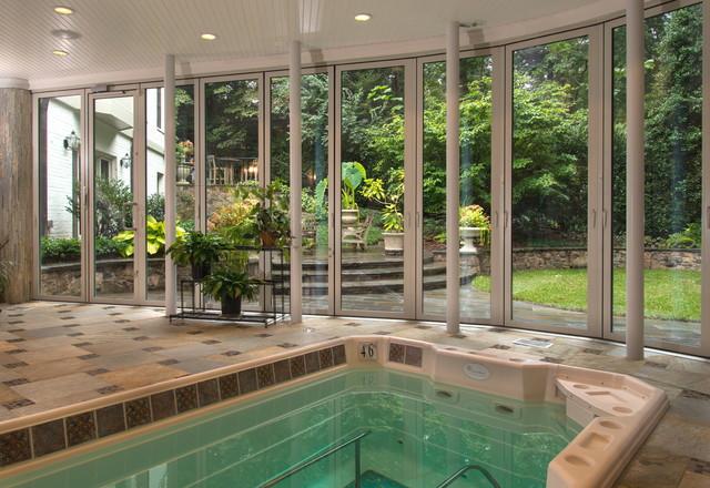 Emejing Indoor Exercise Pool Ideas - Decoration Design Ideas ...
