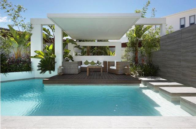 Chill Out - Modern - Swimming Pool & Hot Tub - Sydney - by Dean ...