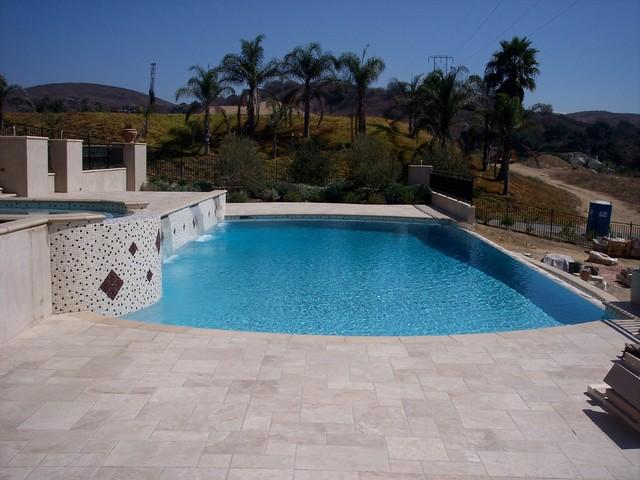 Swimming Pool Landscape Design Orange County Ca Pool Builders Rachael Edwards