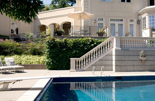 Regardless of architectural style, there's a home pool design for every Pacific Northwest home.