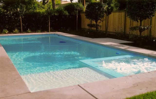 classic pool design