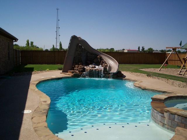 Classic Pools Projects mediterranean-pool