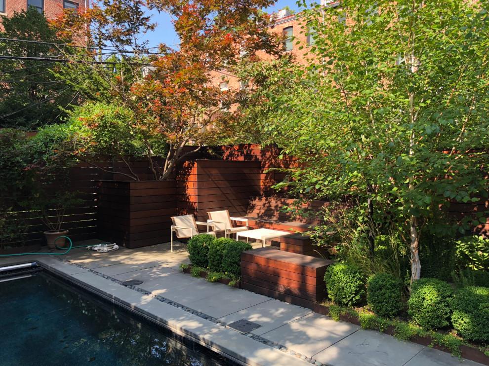 Pool - 1960s pool idea in New York