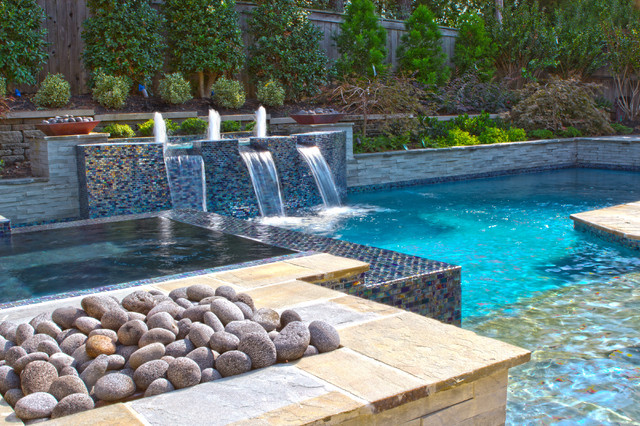 modern pool designs. Collierville Modern Geometric Pool, Spa, \u0026 Outdoor Living Design Modern-pool Pool Designs B