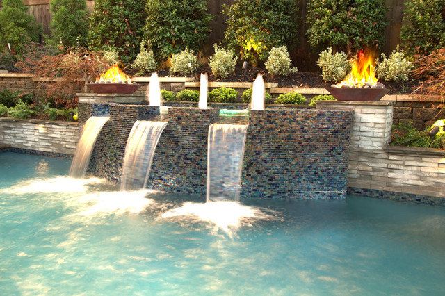 Design A Pool Design Pool And Spa With The High Quality For Outdoor Home  Design Decorating  Pool And Spa Designs