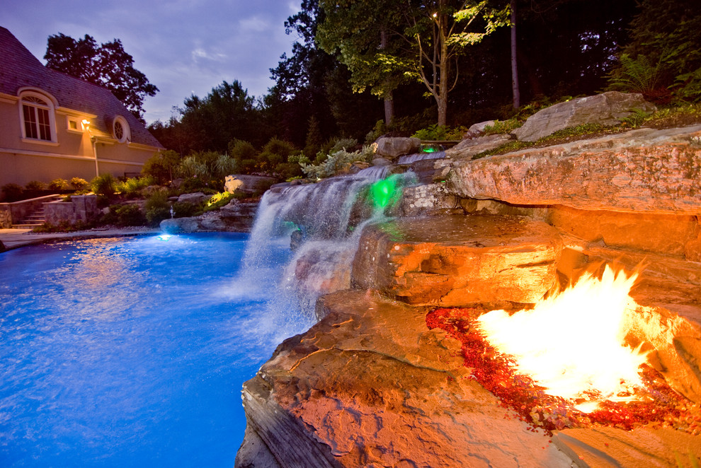 Colored LED Swimming Pool Lights –Mahwah, Bergen County NJ ...