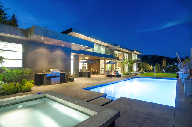 Comtemporary design contemporary pool vancouver by for Pool design vancouver