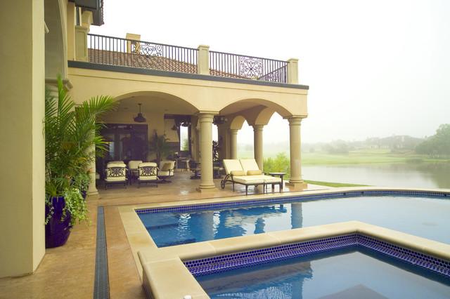 Concept Home Gaillardia mediterranean-pool