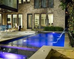Contemporary II contemporary-pool