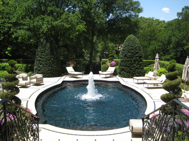 Private Swimming Pools Contemporary Pool Dallas By