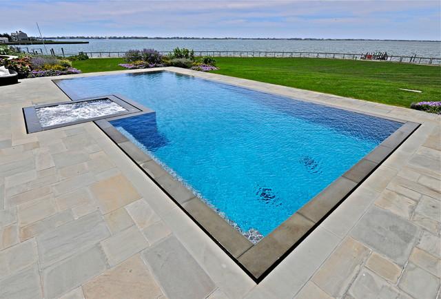 Contemporary Pool