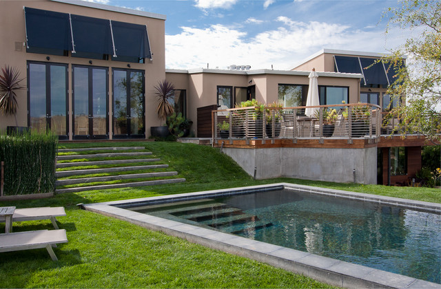 Pool Terrace contemporary-pool