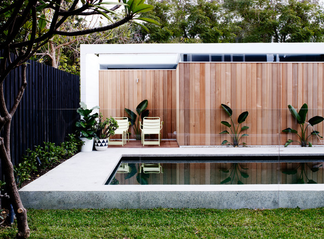 Coogee contemporary-pool