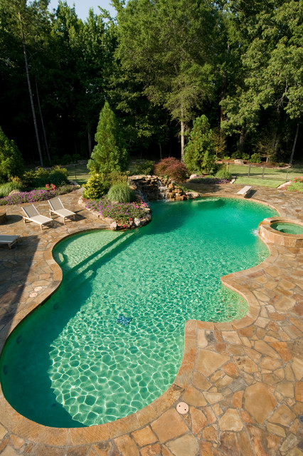 Conway, AR traditional-pool