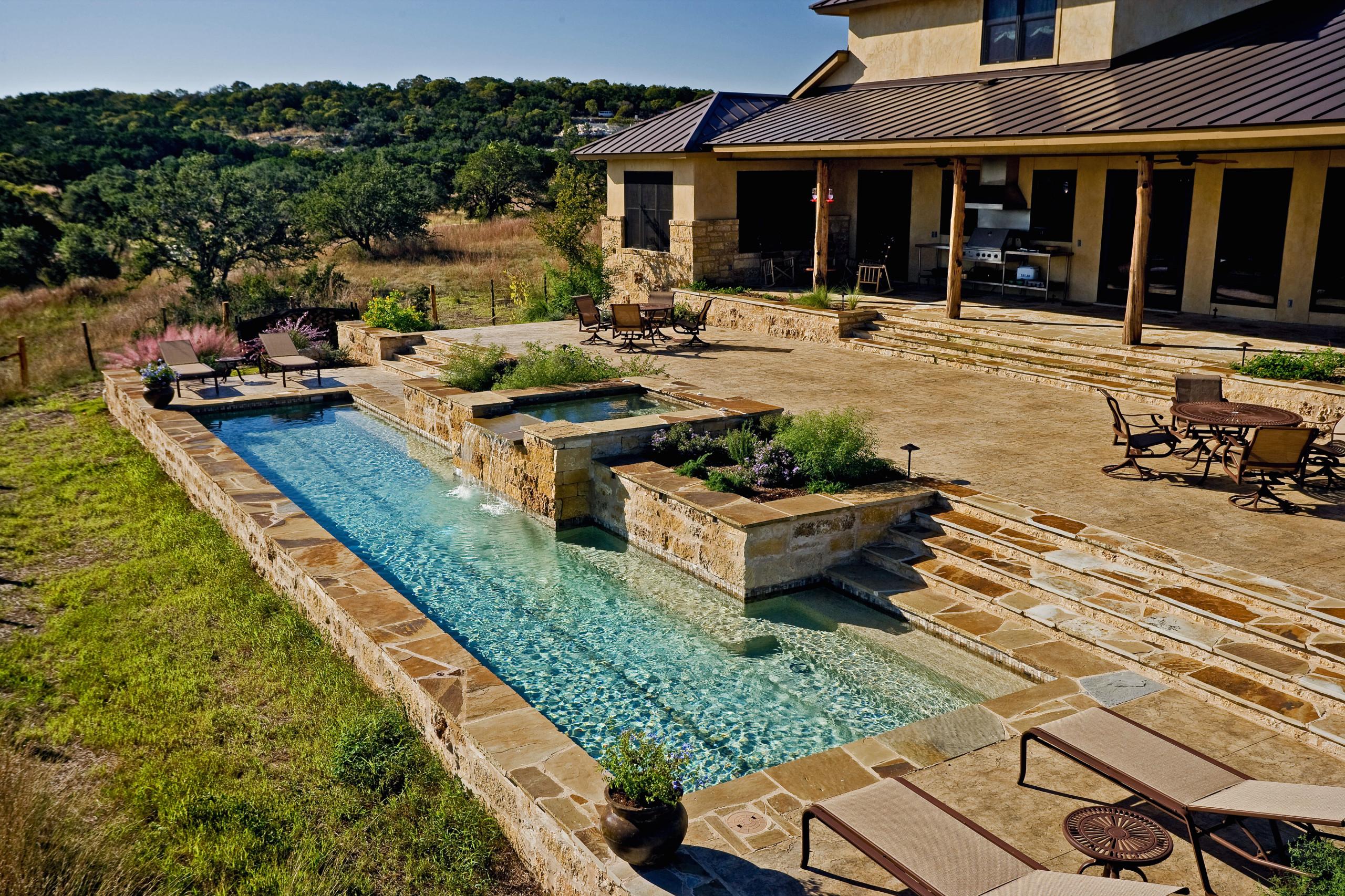 Cordillera Ranch Lap Pool