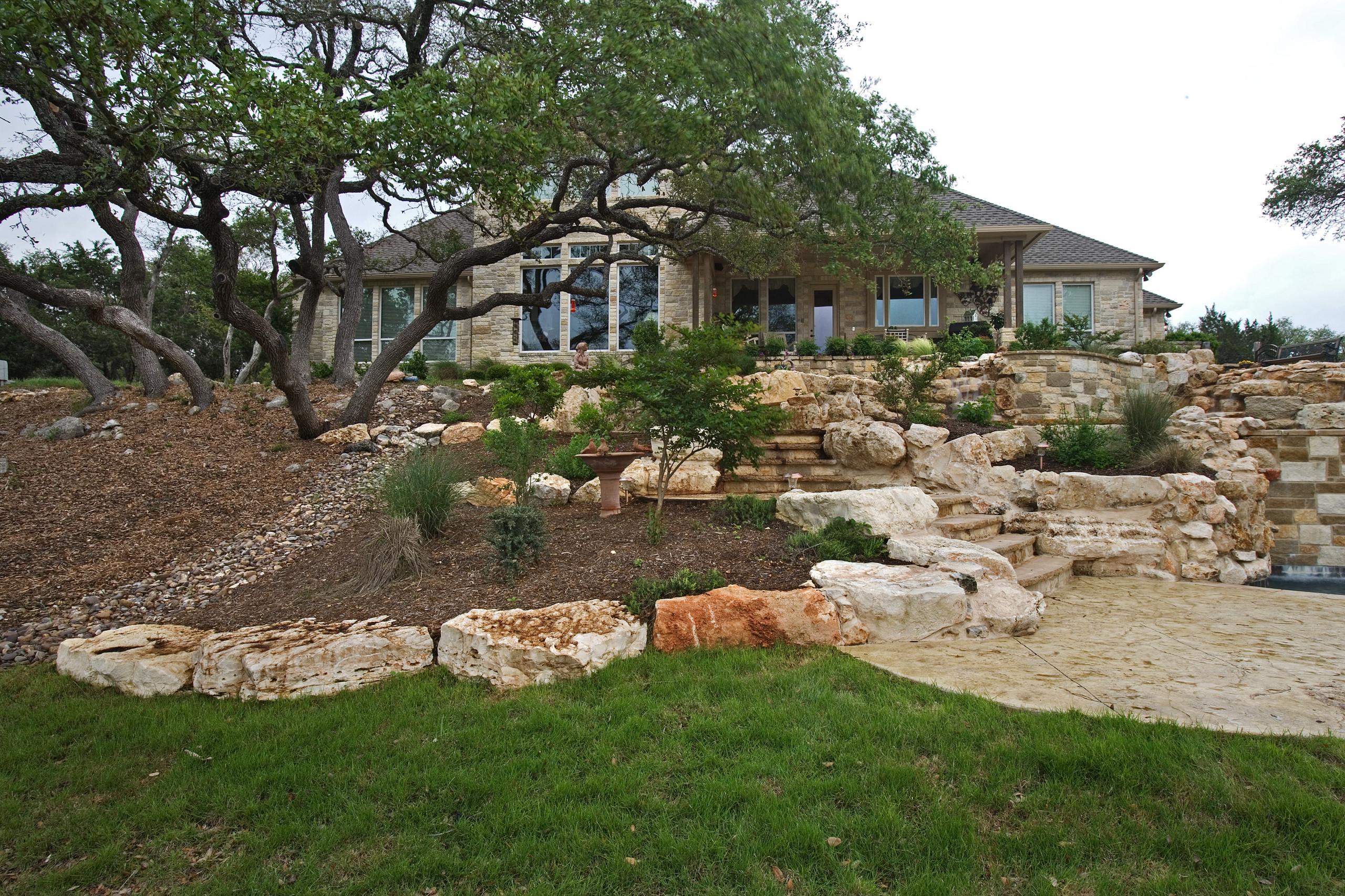 Cordillera Ranch Vanishing Edge Pool/Spa/Outdoor Living/Landscape