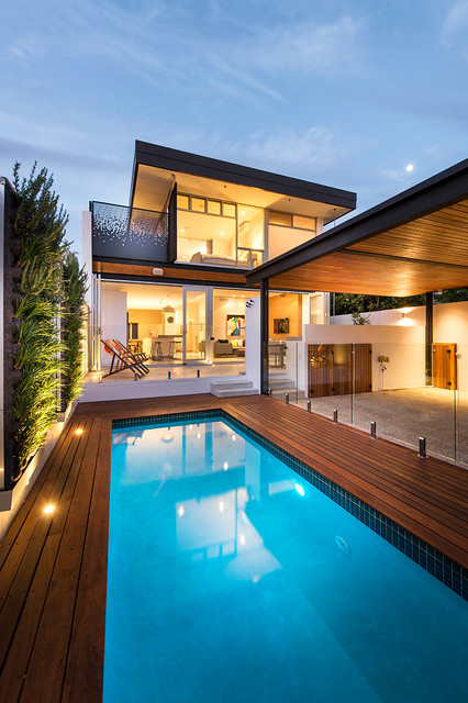 Cottesloe renovation contemporary pool perth by d for Pool design perth